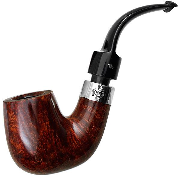 House Pipe Terracotta Bent P-Lip