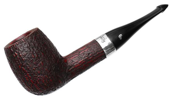 House Pipe Rusticated Billiard P-Lip (9mm)