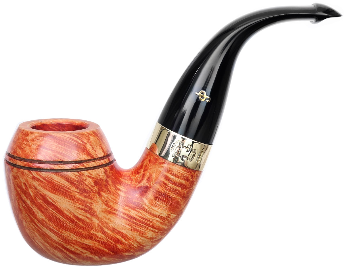 Sherlock Holmes Supreme Gold Mounted Baskerville P-Lip