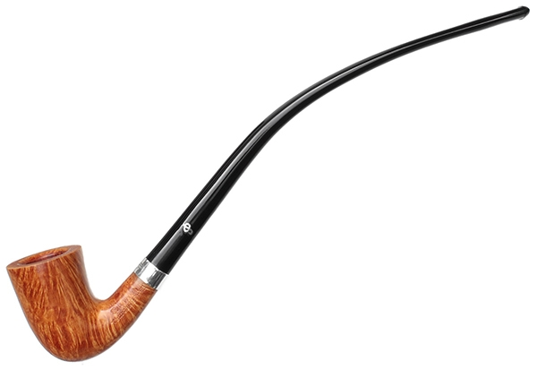Churchwarden Natural Silver Mounted (D16) Fishtail