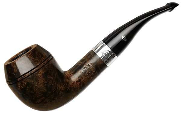 Sherlock Holmes Dark Smooth Deerstalker P-Lip (9mm)