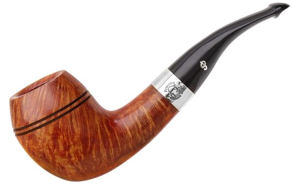 Sherlock Holmes Supreme Silver Mounted Deerstalker P-Lip