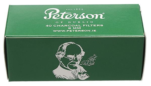 Peterson 9mm Pipe Filters (40 Pack)