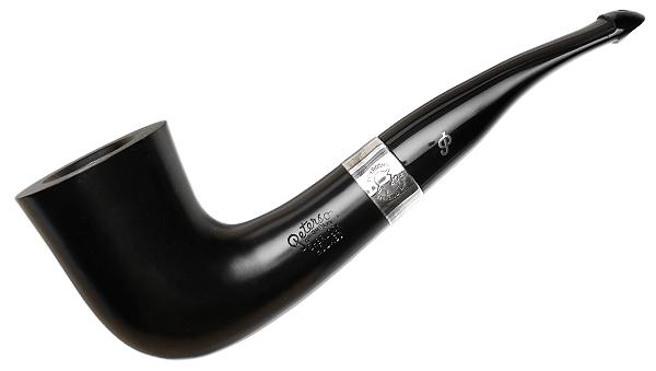 Sherlock Holmes Ebony Mycroft P-Lip (9mm)