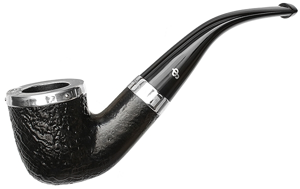 Silver Cap Sandblasted (01) Fishtail