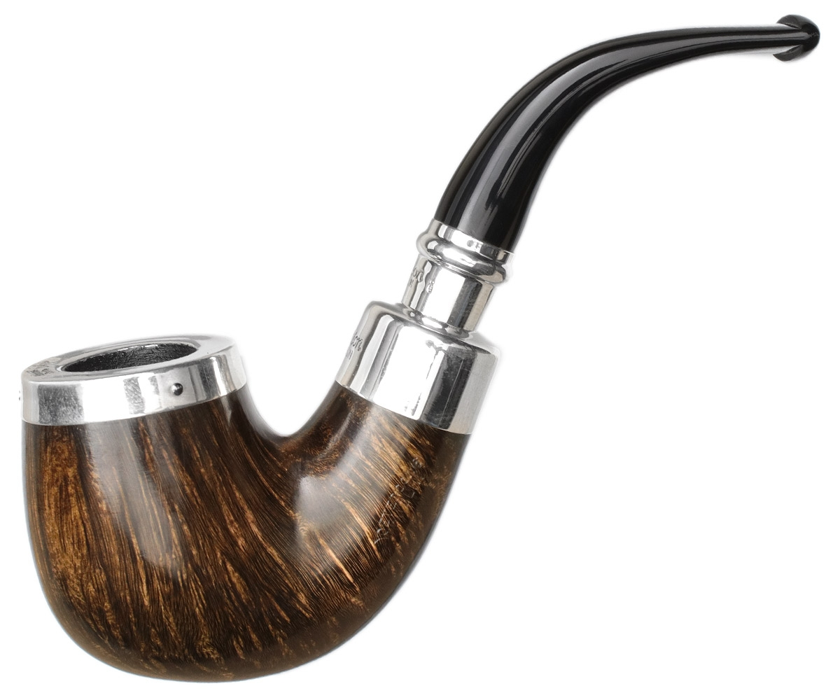 Flame Grain Spigot with Silver Cap (X220) Fishtail (9mm)