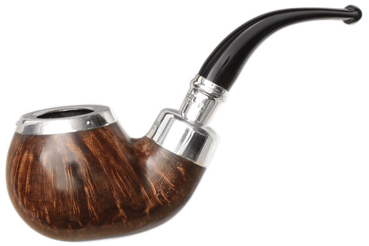 Flame Grain Spigot with Silver Cap (XL02) Fishtail (9mm)