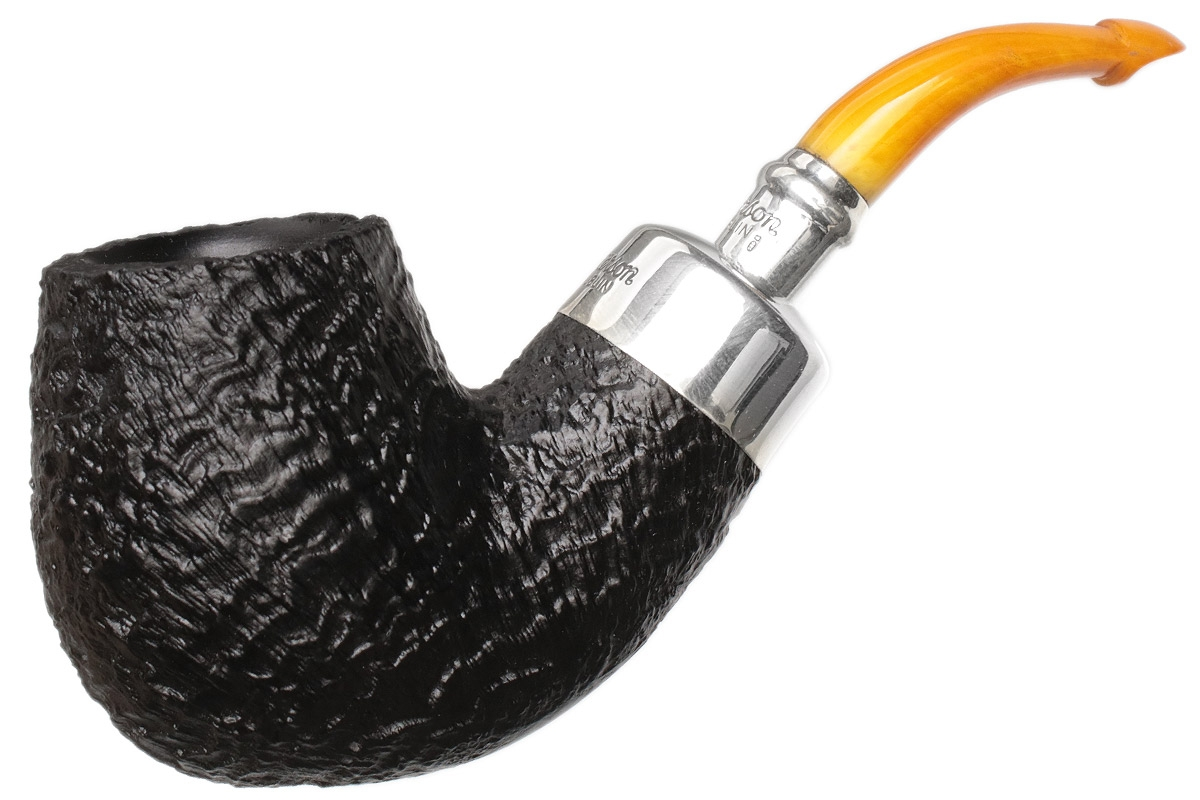 Sandblasted Amber Stem Spigot (XL90)