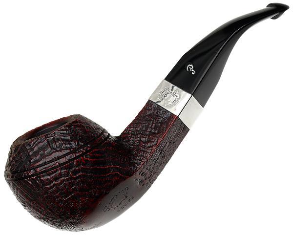 Sherlock Holmes Sandblasted Squire P-Lip (9mm)