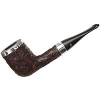 House Pipe Rusticated Silver Cap