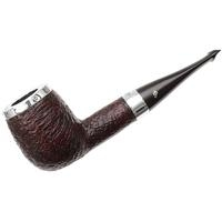 House Pipe Sandblasted Silver Cap