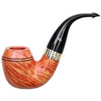 Peterson Sherlock Holmes Supreme Gold Mounted Baskerville P-Lip