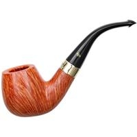 Peterson Supreme Gold Mounted Smooth (68) P-Lip