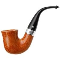 Peterson Sherlock Holmes Supreme Silver Mounted Original P-Lip