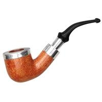 Peterson Spigot Natural Silver Cap (01) Fishtail