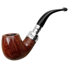 Peterson Walnut Spigot (221) Fishtail (9mm)