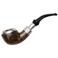 Peterson Flame Grain Spigot with Silver Cap (999) Fishtail