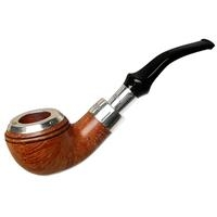 Peterson Spigot Natural Silver Cap (999) Fishtail