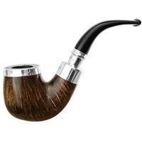 Peterson Flame Grain Spigot with Silver Cap (X220) Fishtail