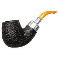 Peterson Sandblasted Amber Stem Spigot (XL90)