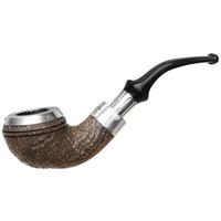 Peterson Sandblasted Spigot with Silver Cap (999) Fishtail