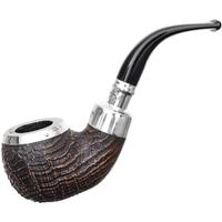 Peterson Sandblasted Spigot with Silver Cap (XL02) Fishtail